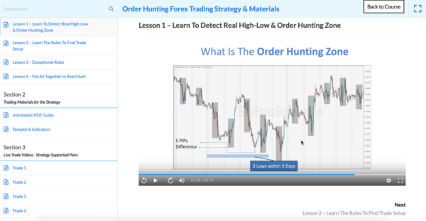 best forex trading strategy
