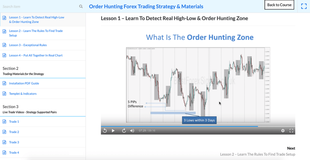 order flow forex trading